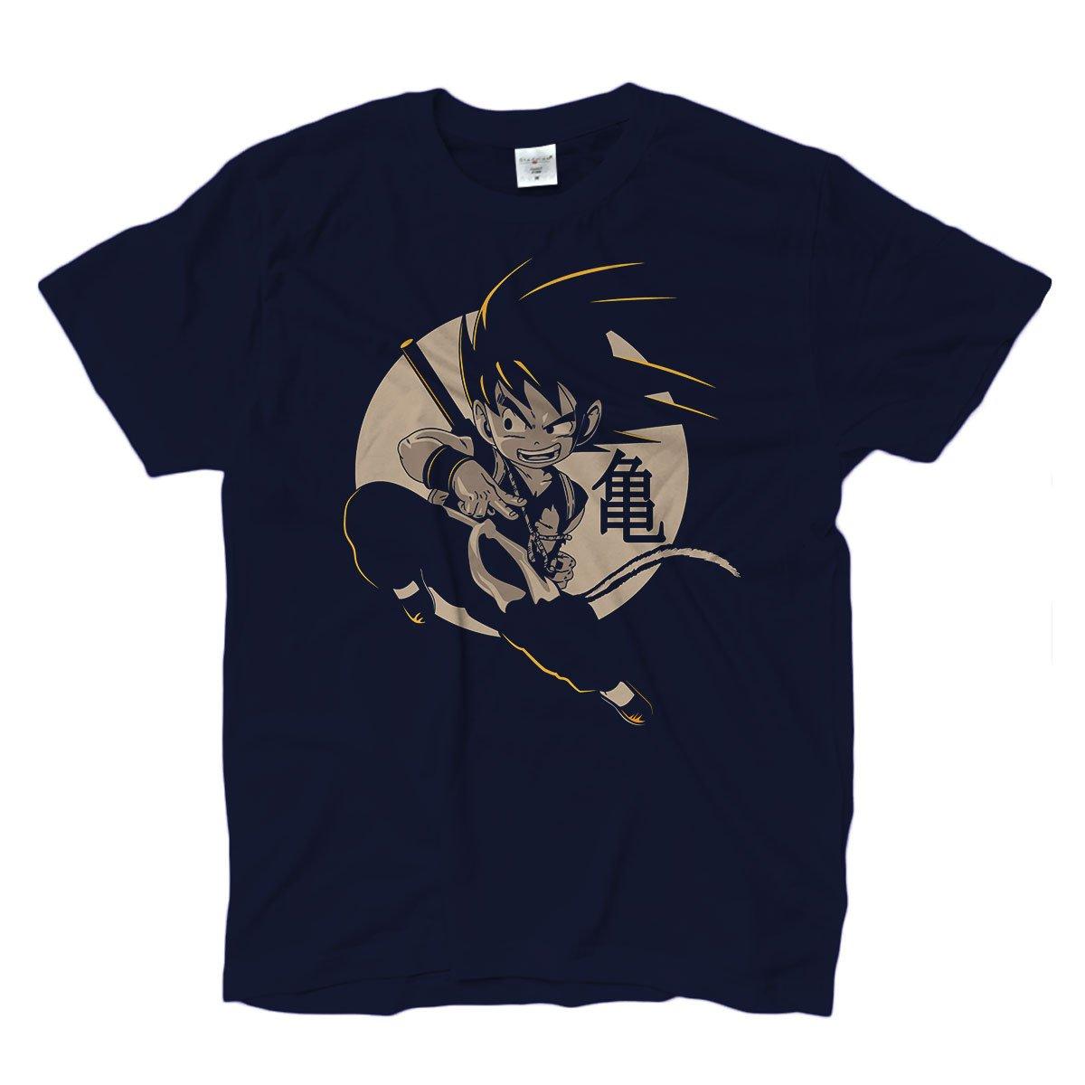 Camiseta T-shirt hombre Dragon Ninja child jumping ball XXL ...