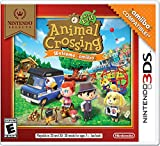 Toys : Nintendo Selects: Animal Crossing: New Leaf Welcome amiibo (No Card) - Nintendo 3DS