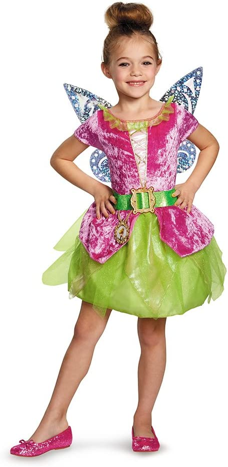 Disney Fairies Tinker Bell The Pirate Fairy Girls' Costume