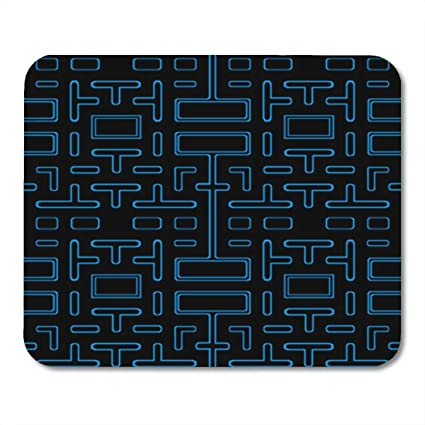 Amazon com : SHAQ Gaming Mouse Pad Game Seamless Background Vector