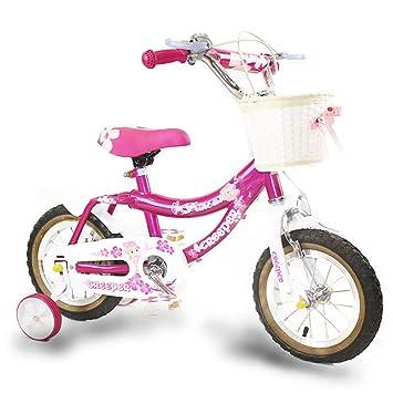 CARWORD Bicicleta Infantil Original de 12 Pulgadas para niños ...