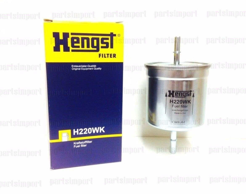 Volvo Fuel Gas Filter Hengst 30620512 C70 S40 S60 S80 Xc70 V40 V70 Xc90 H220wk Automotive