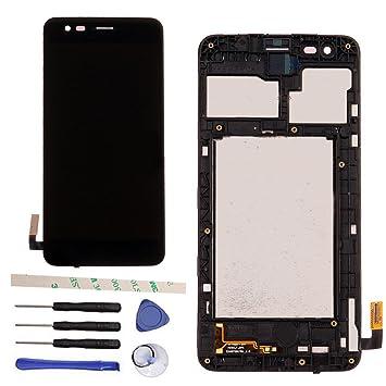Completa Reparación y reemplazo LCD Display pantalla táctil ...