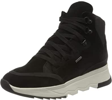 Geox D Falena B ABX D, Zapatos de Lluvia Mujer