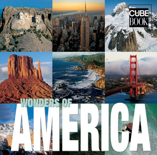 Wonders of America (CubeBook)
