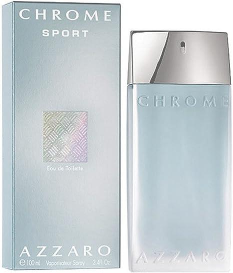 AZZAR0 Chrome Sport Eau de Toilette 100 ml: