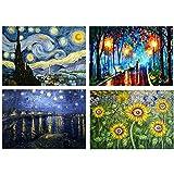 Set 4 Tovagliette Vincent van Gogh