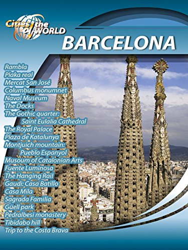Cities of the World Barcelona Spain ()