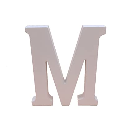 Buy Wood Letters Wooden English Letters Wooden White Wooden