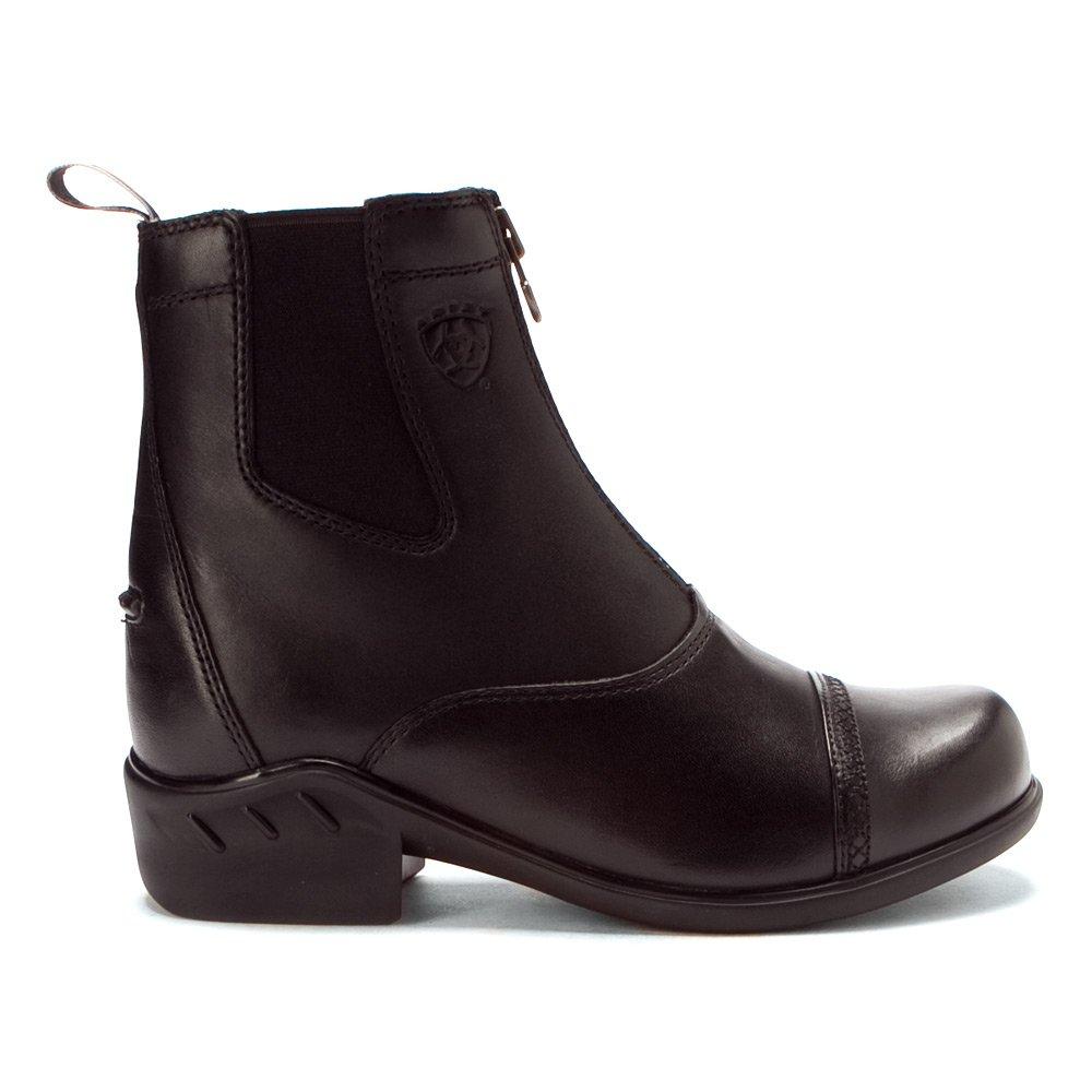 Ariat - Frauen Heritage Round Toe Zip Zip Zip Paddock Englisch Schuhe c17269