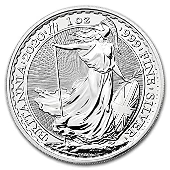Lot of 10 x 1 oz 2019 Britannia Silver Coin