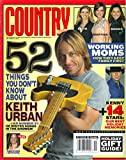 Country Weekly Magazine, Vol. 12, No. 25 (December 5, 2005)