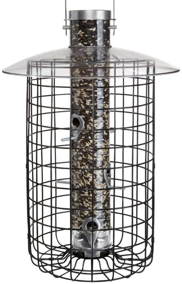 environ 22.86 cm Hanging Seed Feeder comprend Hanging Poignée Classic Bird 9 in