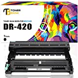 Toner Bank DR-420 Black High Yield Replacement for Brother DR-420 Drum Unit Compatible with Brother HL-2270DW and More, 12000 Page Yield