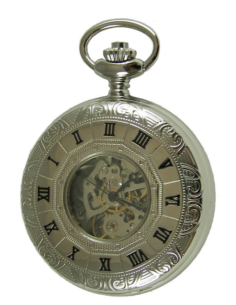 Personalized Meisterwerk Pocket Watch M1862 by Meisterwerk