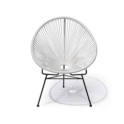 Surprising Amazon Com Liuxueping Nordic Furniture Iron Cane Chair Ibusinesslaw Wood Chair Design Ideas Ibusinesslaworg