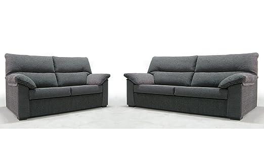 MUEBLES MATO - Sofa 3+2 plazas mar: Amazon.es: Hogar