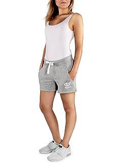 f7b56474c24 Desires Lena Short en Sweat Bermuda Pantalon Court pour Femme ...