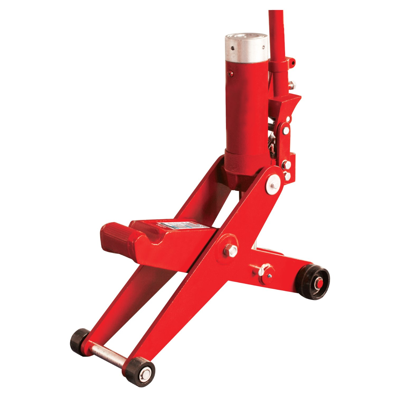 Torin Big Red Hydraulic Forklift Floor Jack 5 Ton Capacity TR1147