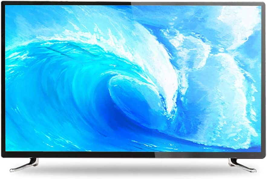 OCYE Smart TV 50 Pulgadas 4k Ultra HD, WiFi LCD TV, Resolución 3840 * 2160, Pantalla De Computadora De Calidad HDR, Control De Voz, Proyección De Teléfono Móvil