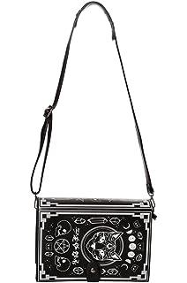 Umhängetasche LAST HOPE OF MISERY BAG BG7207 (One Size, Black) Banned