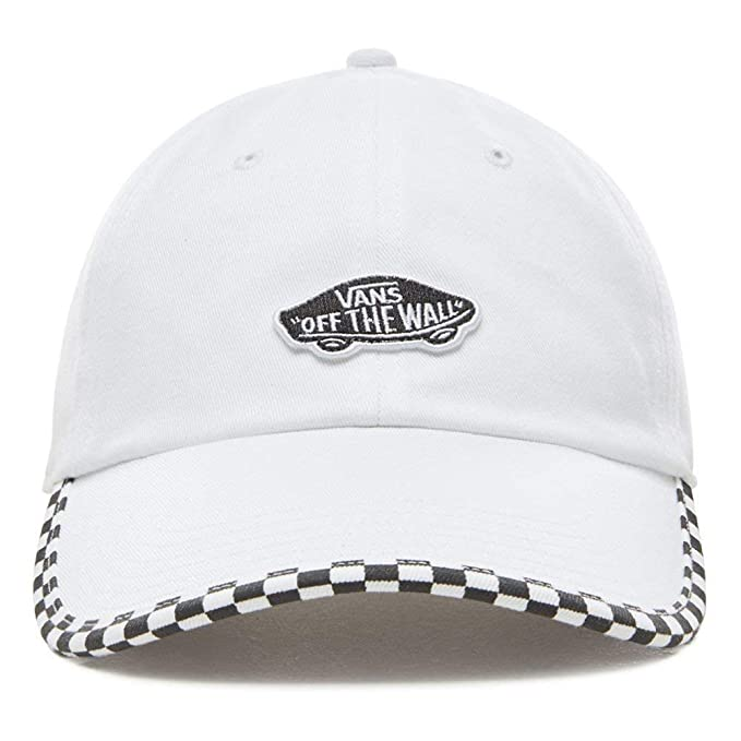 Vans - Gorra Check It Hat - VN0A3UQDC131 - Blanco, U