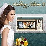 Digital Photography Photoshop Wedding Album Templates Backdrops Vol. 2