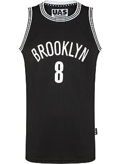 0a42b1191 UrbanAllStars Mens American US Style Basketball Jerseys Miami NY Chicago LA  Brookly Vests Tops Sleevless T