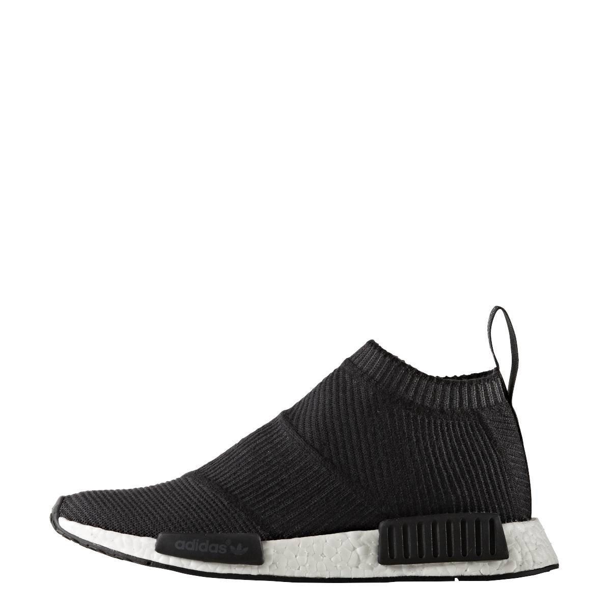 adidas Schuhe – Nmd Cs1 Primeknit schwarzweiß Größe: 40 23