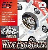 FIC(フィック)ワイドプロスペーサー【日本製】 厚さ:15mm 適合サイズ:5H/114.3/60φ/P1.5[WP5115-60T-G]