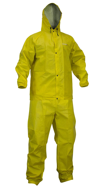 Medium, Yellow Compass 360 Sport-Lite Packable Rain Suit