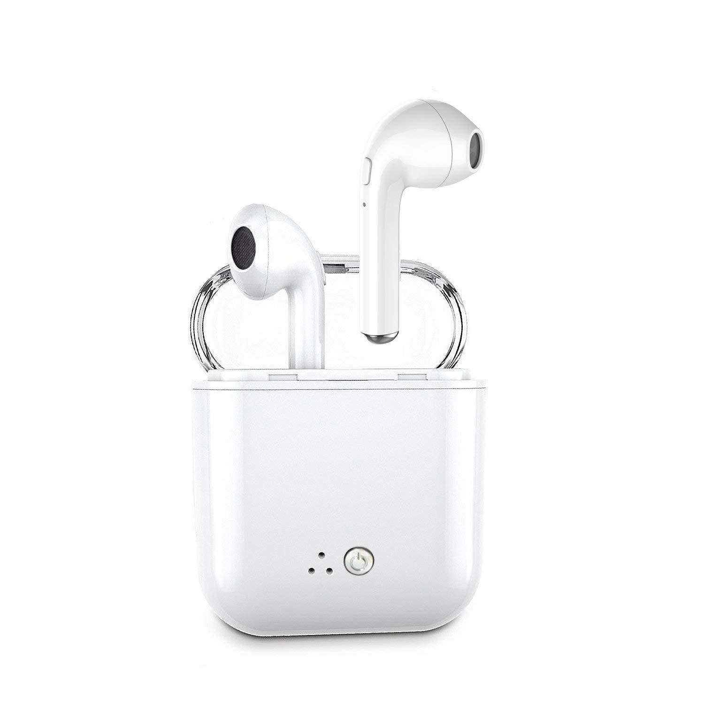 Auricular Bluetooth Auricular inalámbrico Auricular Bluetooth Auriculares intrauditivos Auriculares Estéreo inalámbrico In-Ear Manos Libres Teléfono ...