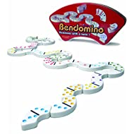 Bendomino: Dominoes with a Twist! Tile Game