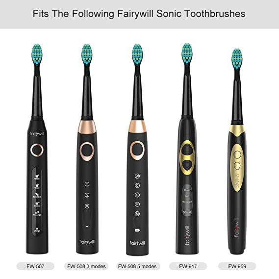Fairywill Estuche de cepillo de dientes Electric Travel: Amazon.es: Salud y cuidado personal