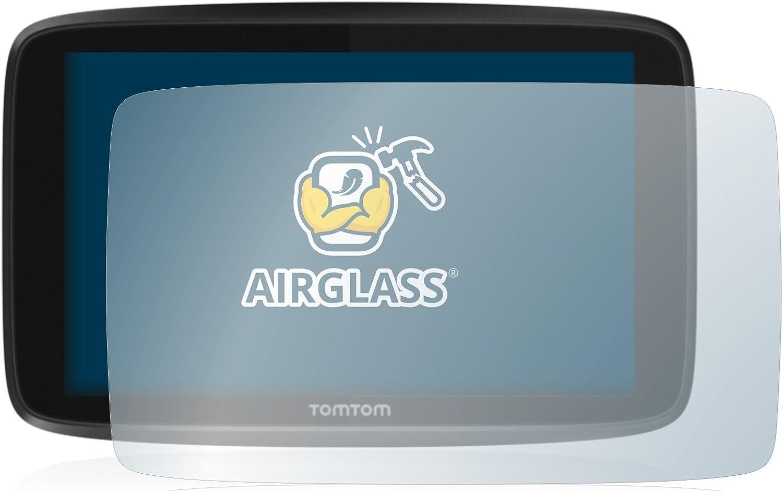 Estrema Durezza 9H Schermo Protezione brotect Pellicola Protettiva Vetro Compatibile con Tomtom Go Premium 5 Anti-Impronte 3 Pezzi