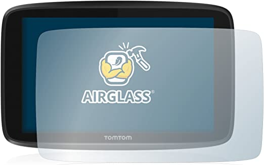 brotect Protection Ecran Verre Compatible avec Tomtom GO 5100 Film Protecteur Vitre 9H Anti-Rayures AirGlass