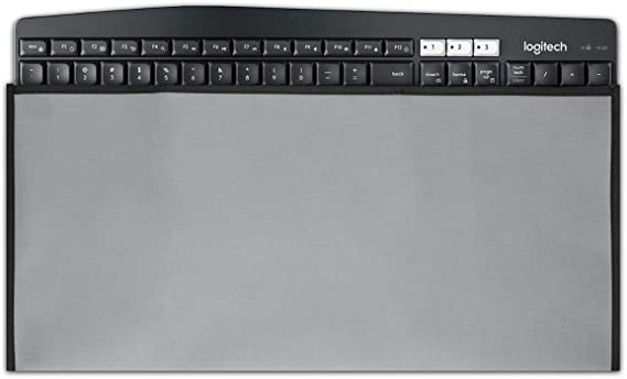 kwmobile Keyboard Cover Compatible with Razer Blackwidow Elite Protective Skin Computer Keyboard Dust Cover Case