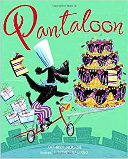 Pantaloon A Golden Classic Kathryn Jackson Steven border=