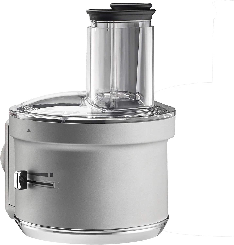 KSM2FPA Food Processor Attachment, Dicing Kit, Silver
