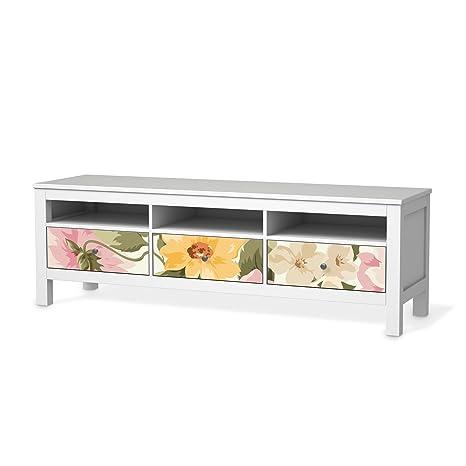 Juego de muebles de diseño de para IKEA Hemnes TV-banco de 3 ...