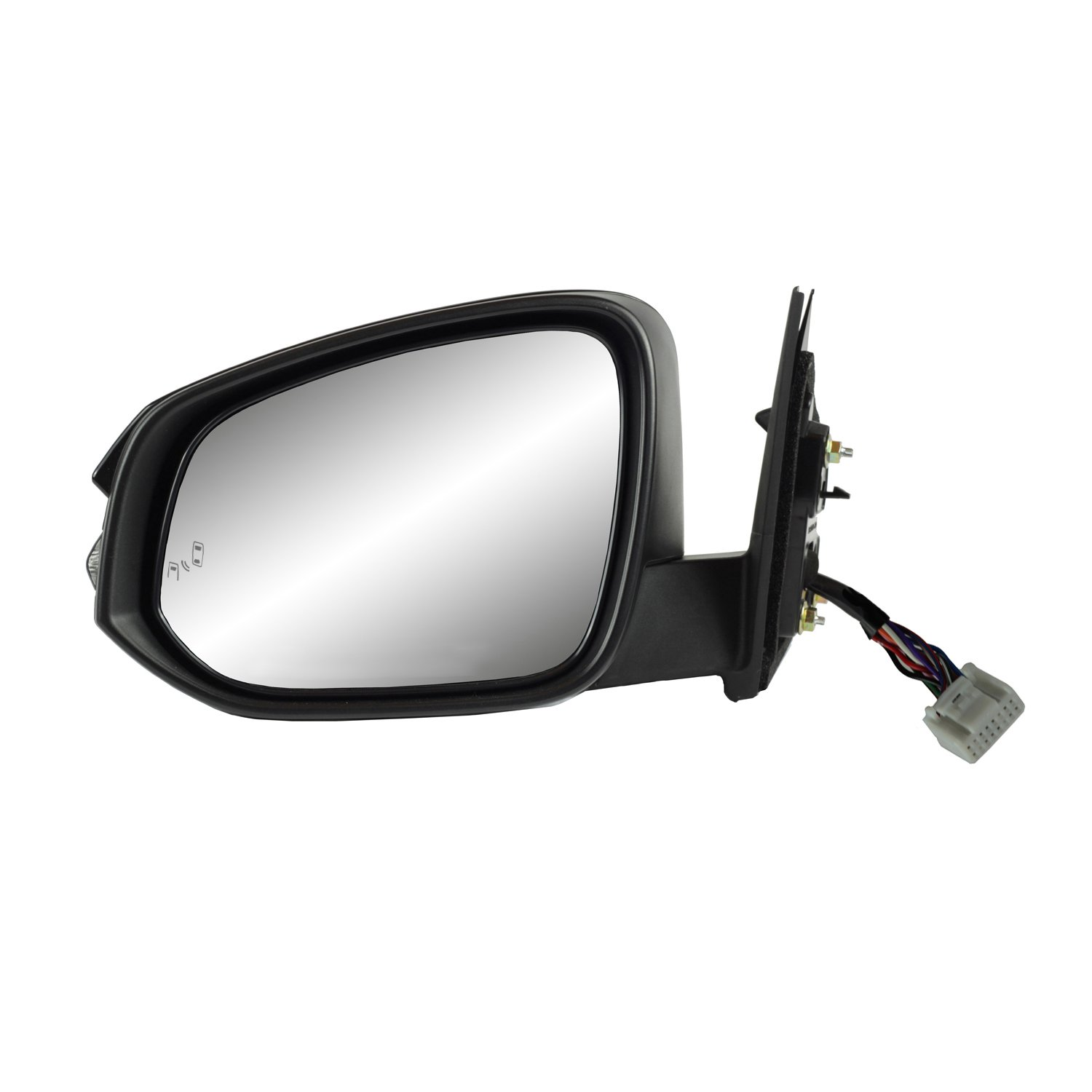 Fit System 70188T Toyota OEM Style Replacement Mirror