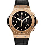 Hublot Big Bang Black Dial 18kt Rose Gold Mens Watch 301.PX.1180.RX