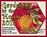 img - for Gardening by the Moon 2018, MEDIUM Growing Season (April 15 to Oct. 15) Planting Guide and Garden Activities Based on the Cycles of the Moon book / textbook / text book