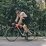 Przewalski Mens 3D Padded Cycling Bike Bib