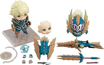 Amazon Com Good Smile Monster Hunter World Iceborne Hunter