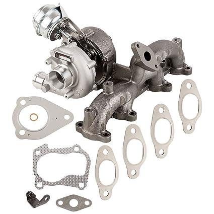 Amazon.com: Stigan Turbo Kit With Turbocharger Gaskets For Volkswagen VW Jetta Golf Mk4 New Beetle TDI 1.9L Diesel Engine Code ALH - BuyAutoParts 40-80291S0 ...