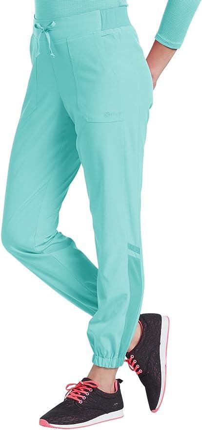 Amazon.com: Pantalones de chándal 399 con cordón para mujer ...