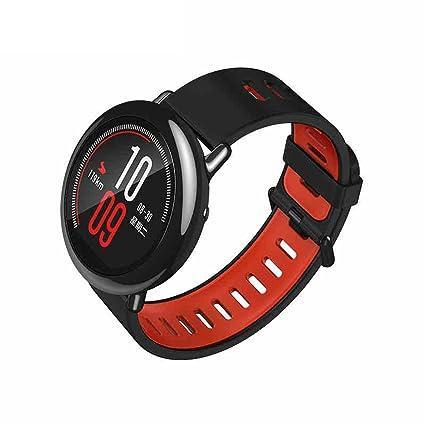 Amazon.com : Aobiny Smart Watch Band, Sports Silicone ...