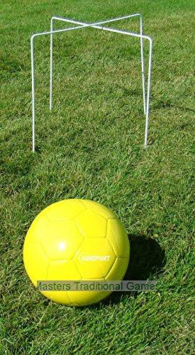Bex Sunsport Football Croquet Garden Game - White by BEX