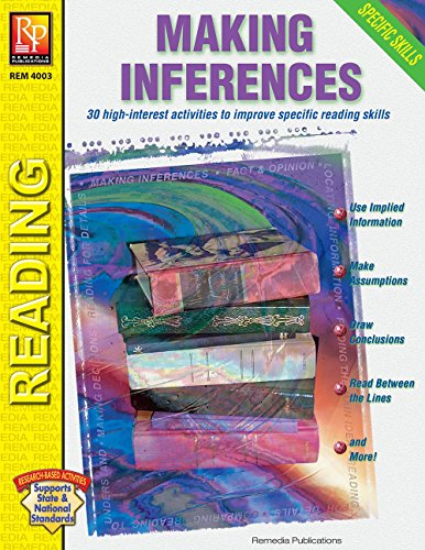Specific Skills Series: Making Inferences | Reproducible Activity Book
